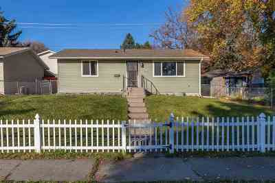 Spokane Single Family Home New: 4011 E Frederick Ave