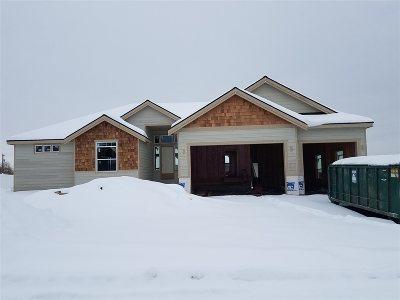 spokane Single Family Home For Sale: 2010 W St Thomas More Way