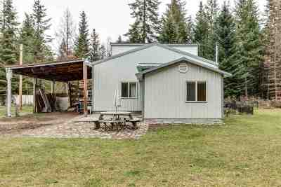 Clayton Single Family Home For Sale: 4645 A Swenson Rd