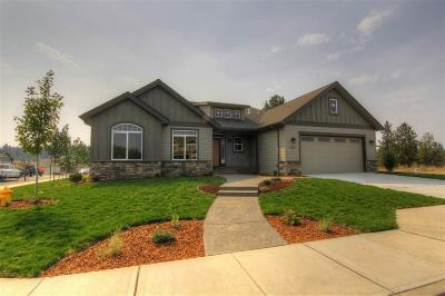 Spokane Single Family Home New: 7150 S Tangle Heights Dr
