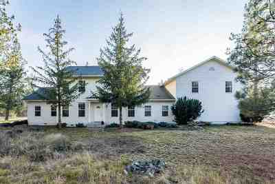 Cheney Single Family Home For Sale: 24516 S Pine Springs Rd