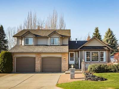 Spokane Valley WA Single Family Home New: $339,950