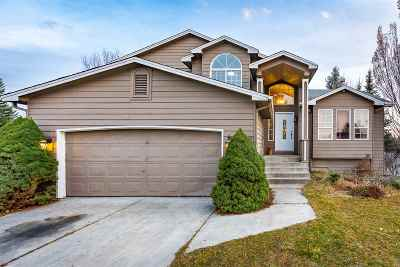 Spokane Single Family Home New: 9002 N Greenwood Ave
