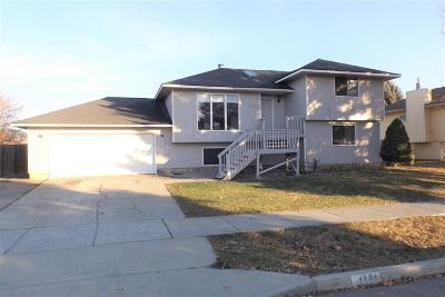 Spokane Valley WA Single Family Home New: $239,900