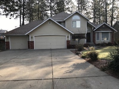 Spokane Single Family Home For Sale: 15224 N Addison Ct
