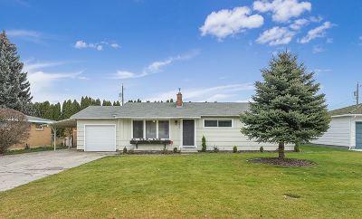 Spokane Single Family Home New: 9420 N Atlantic St
