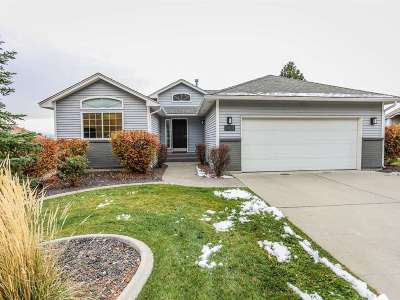 Spokane Single Family Home New: 7810 E Woodland Ridge Ln