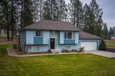Nine Mile Falls WA Single Family Home New: $274,900