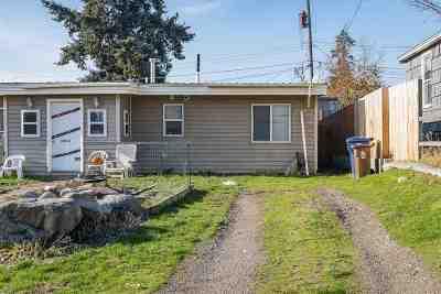 Spokane Multi Family Home New: 3003 N Standard St