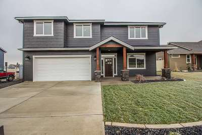 Spokane, Spokane Valley Single Family Home For Sale: 2318 N Corbin Ct