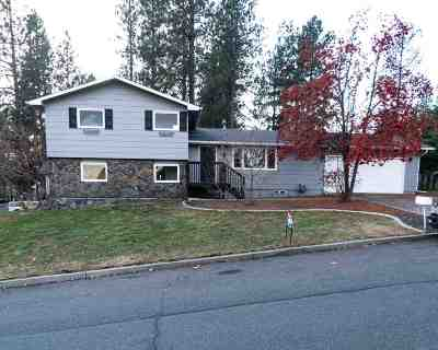 Spokane Valley WA Single Family Home New: $289,000