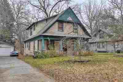 Spokane Multi Family Home Ctg-Inspection: 1317 S Garfield St