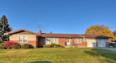 Spokane Valley WA Single Family Home New: $260,000