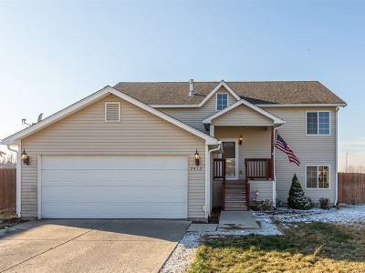 Cheney Single Family Home For Sale: 7912 S Blackberry St