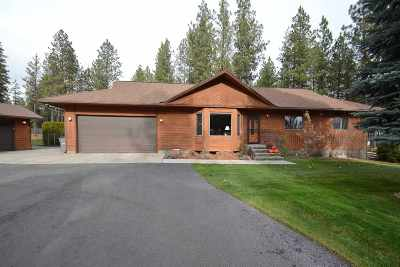 Spokane WA Single Family Home New: $485,000