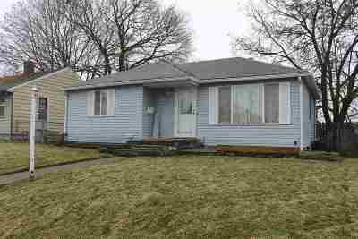 Spokane WA Single Family Home Active/No Show: $212,900