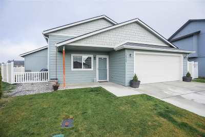 Spokane Single Family Home New: 16909 E Baldwin Ave