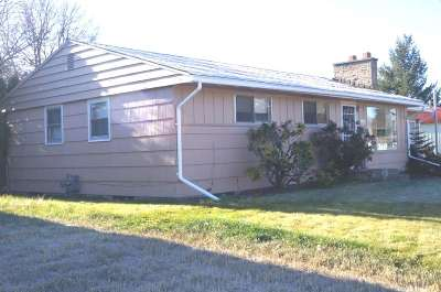 Spokane WA Single Family Home New: $179,900