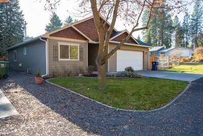 Spokane WA Single Family Home New: $199,900
