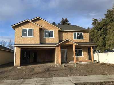 spokane Single Family Home For Sale: 2317 N Corbin Ct