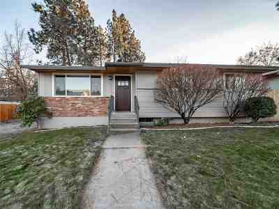 Spokane WA Single Family Home New: $255,000