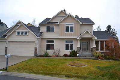 Spokane WA Single Family Home New: $420,000