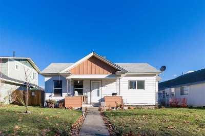 Spokane WA Single Family Home New: $160,000