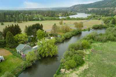 Nine Mile Falls WA Single Family Home Ctg-Inspection: $399,000