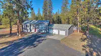 Nine Mile Falls WA Single Family Home For Sale: $349,900