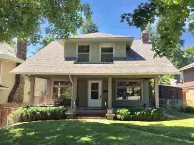 Spokane, Spokane Valley Single Family Home For Sale: 1208 S Oak St
