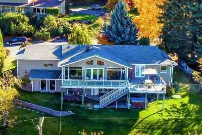 Spokane Single Family Home For Sale: 5518 S Willamette St