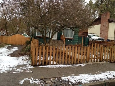 Single Family Home For Sale: 411 E 18 Th Ave