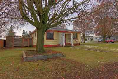 Spokane Valley Single Family Home For Sale: 10520 E Mission Ave