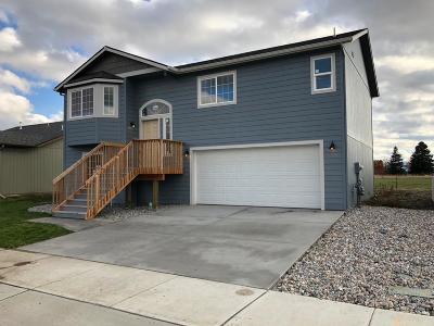 Spokane Single Family Home For Sale: 9806 E Hoffman
