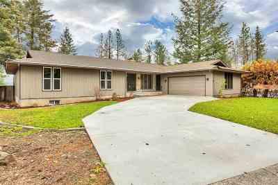 Spokane Single Family Home For Sale: 15024 N Edencrest Dr