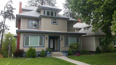 Spokane Multi Family Home Ctg-Inspection: 2008 W 9th Ave