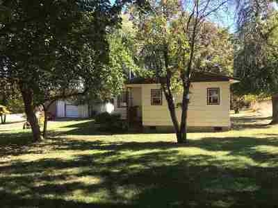 Spokane Single Family Home For Sale: 8112 N Jensen Rd