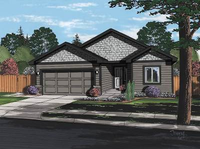 Spokane Valley Single Family Home For Sale: 218 S Glenbrook Ct