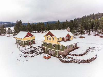 Single Family Home For Sale: 626 N Idaho Rd