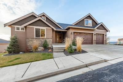 spokane Single Family Home For Sale: 14013 N Copper Canyon Ln