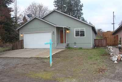 Spokane Valley Single Family Home For Sale: 7204 E 4th Ave