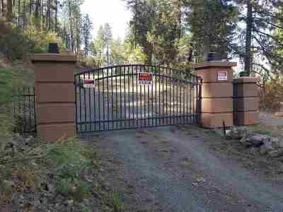 spokane Residential Lots & Land For Sale: 9610 S Mullen Rd