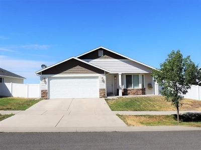 Airway Heights Single Family Home Ctg-Inspection: 13320 W Whitetip Ave