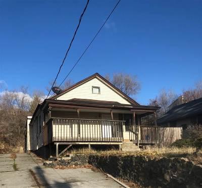 spokane Single Family Home For Sale: 301 E Cleveland