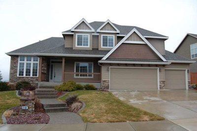 Spokane Valley Single Family Home For Sale: 2110 S Steen Rd