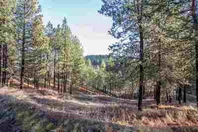 spokane Residential Lots & Land For Sale: 13110 S Fairway Ridge Ln