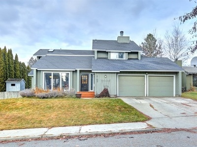 Spokane Single Family Home New: 4103 E 43rd Ave
