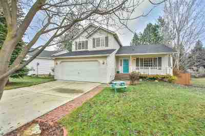 Spokane Single Family Home New: 7902 E Woodland Park Dr