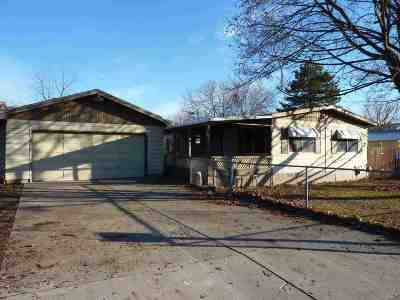 spokane Mobile Home For Sale: 2416 N Bates Rd