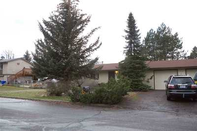 Spokane Valley WA Single Family Home For Sale: $228,900